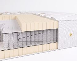 Купить матрас BeautySon Latex SuperSoft S2400